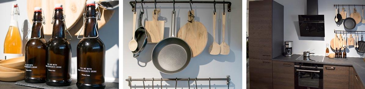 stylingtips til nyt køkken structura træ-look vordingborg køkkenet