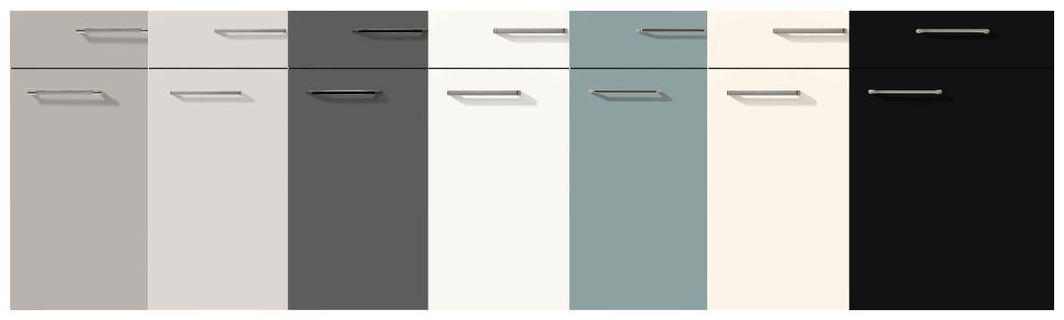 Tilbud på Touch, lågeudvalg, nyt køkken, Vordingborg Køkkenet