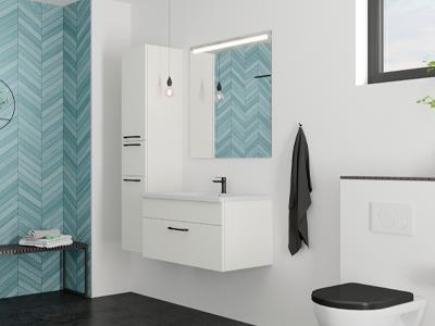 Nyt badmiljø, Laser-serie, Vordingborg Køkkenet