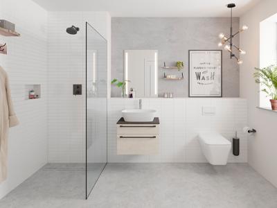 Nyt badmiljø, Riva-serie, Vordingborg Køkkenet