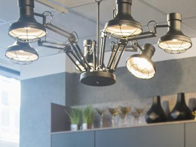 justerbar lampe zederkof inspiration nyt køkken indretning vordingborg køkkenet