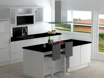 køkken med gratis opmåling og indretningsforslag fra Vordingborg Køkkenet