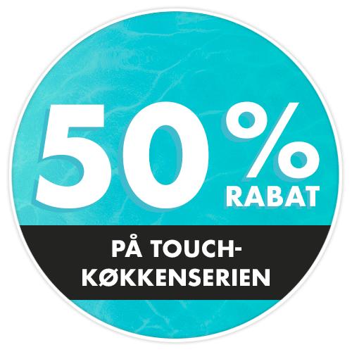 Sommertilbud på nyt køkken, Touch, Vordingborg Køkkenet