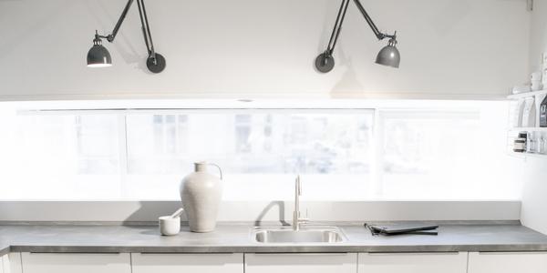 god belysning i køkken nyt køkken inspiration vordingborg køkkenet