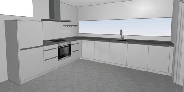 indret køkken inspiration vordingborg køkkenet