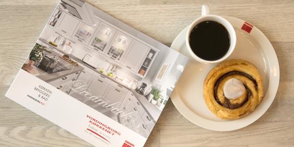 Forkæl dig selv med et køkken-katalog fra Vordingborg Køkkenet