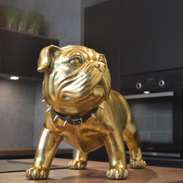 hund sort køkken inspiration til dekoration vordingborg køkkenet