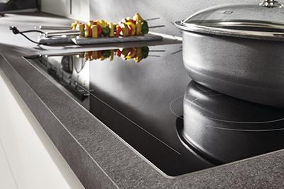 kogesektion komfur nyt køkken indretning vordingborg køkkenet
