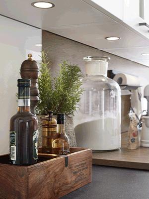 Find det rigtige lys til dit køkken, nyt køkken, Nordic, Vordingborg Køkkenet