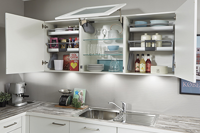 god arbejdsindretning nyt køkken inspiration vordingborg køkkenet