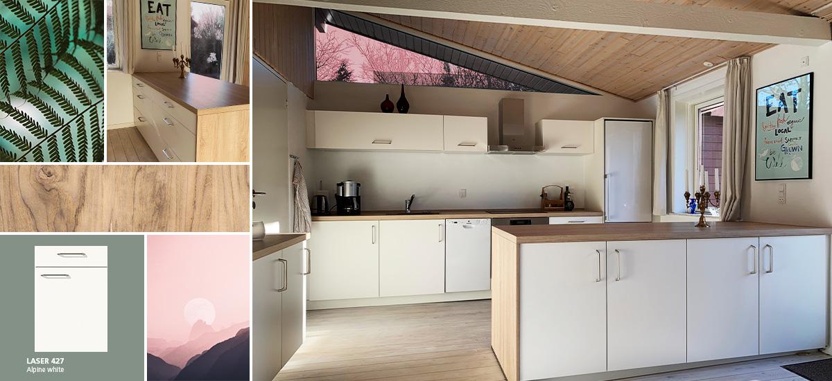 Byt dit gamle køkken til et nyt vordingborg køkkenet
