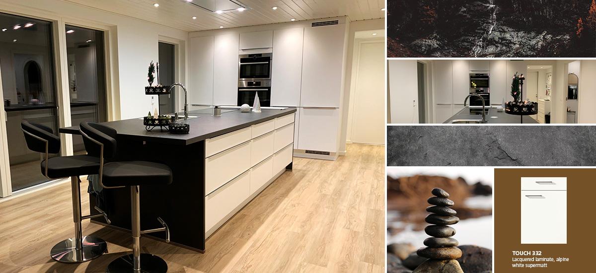 Nyt køkken byt til nyt vordingborg køkkenet