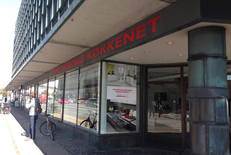 Vordingborg Køkkenets butik ved Vesterport